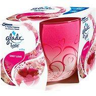 GLADE by Brise Only Love 120 g - Sviečka
