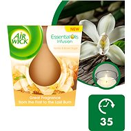 AIRWICK Essential Oil Infusion sviečka Vanilkové cukrovinky 105 g - Sviečka