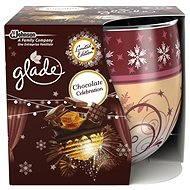 GLADE Chocolate Celebration 120 g - Sviečka