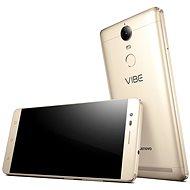 Lenovo K5 Note Fingerprint Gold - Mobilný telefón