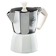 Tescoma Kávovar PALOMA Colore, 1 šálka, biela - Moka kanvička