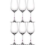 TESCOMA Poháre na víno UNO VINO 350ml, 6ks - Sada pohárov