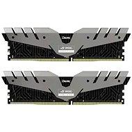 T-FORCE 16 GB KIT DDR4 3000 MHz CL16 Dark ROG Grey Series