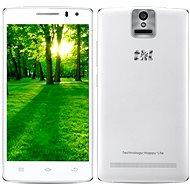THL 2015 White Dual SIM - Mobilný telefón