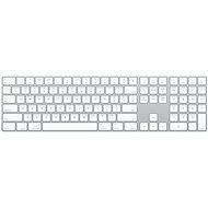 Magic Keyboard s číselnou klávesnicou - slovenský - Klávesnica