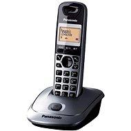 Panasonic KX-TG2511FXM DECT Silver - Digitálny domáci bezdrôtový telefón