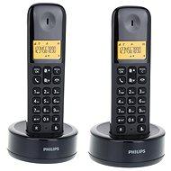 Philips D1302B - Domáci telefón