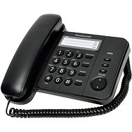 Panasonic KX-TS520FXB Black - Domáci telefón