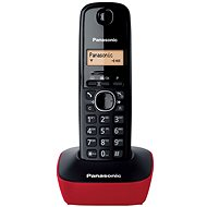 Panasonic KX-TG1611FXR Red