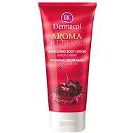 DERMACOL Aroma Ritual Body Lotion Black Cherry 200 ml - Telové mlieko