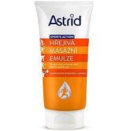 ASTRID Sports Action Hrejivá masážna emulzia 200 ml - Telový krém