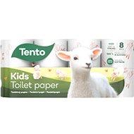 TENTO Kids Panda (8ks) - Toaletný papier