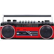 Trevi RR 501 BK RD - Rádiomagnetofón