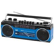 Trevi RR 501 BK BL - Rádiomagnetofón