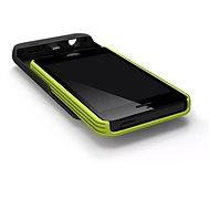 Tylt Energi Slide Power Case iPhone 5 / 5S 2500mAh Green - Nabíjacie puzdro