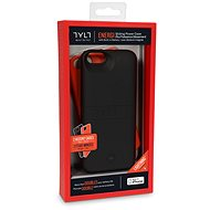 Tylt Energi Slide Power Case iPhone 5/5S 2500 mAh Red - Nabíjacie puzdro