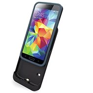 Tylt Energi Slide Power Case Samsung Galaxy S5 28500mAh Blue - Nabíjacie puzdro