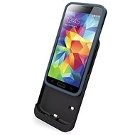 Tylt Energi Slide Power Case Samsung Galaxy S5 28500mAh Gray - Nabíjacie puzdro