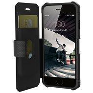 UAG Metropolis Black iPhone 7 Plus / 6s Plus - Ochranný kryt