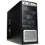Eurocase ML 5435 - 400W Fortron - Počítačová skriňa