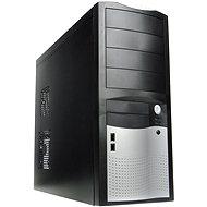 Eurocase MiddleTower 5410 - 400W - Počítačová skriňa
