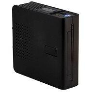 Eurocase WP-01, čierna - Počítačová skriňa
