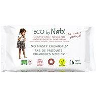 NATY Nature Babycare Sensitive (56 ks) - Vlhčené obrúsky