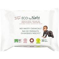 NATY Nature Babycare Sensitive (20 ks) - Vlhčené obrúsky