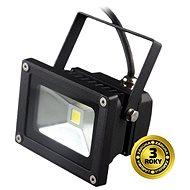 Solight vonkajší reflektor 10W čierny - LED svetlo