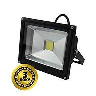 Solight vonkajší reflektor 20W, čierny - LED svetlo
