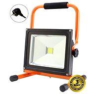 Solight vonkajší reflektor 30W, čierny - LED svetlo