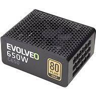 EVOLVEO G650 čierny - Počítačový zdroj