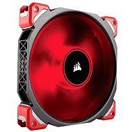 Corsair ML140 PRO LED červená - Ventilátor