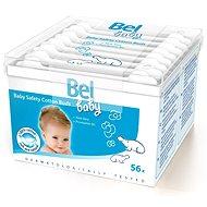 BEL Baby Detské vatové tyčinky (56 ks)Baby - Vatové tyčinky