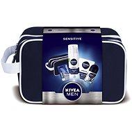 NIVEA Men Sensitive dárková taška pro muže s citlivou pletí - Darčeková súprava