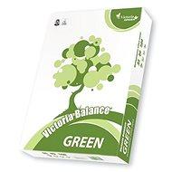 VICTORIA Balance Green A4 - recyklovaný - Papier