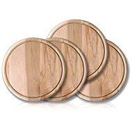 BANQUET sada drevených dosiek A04026 - Doska na krájanie