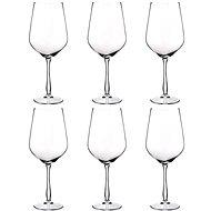 BANQUET Gourmet Crystal A00554 - Sada pohárov