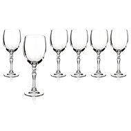 BANQUET Lucille Crystal A05784 - Sada pohárov