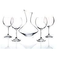 BANQUET Crystal Vínový set A01165 - Sada pohárov