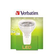 Verbatim 3,3 W LED GU5.3 2700 K - LED žiarovka