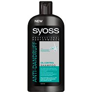 SYOSS šampón Anti-Dandruff Platinum Anti-Grease 500 ml - Šampón