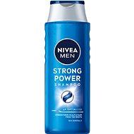 NIVEA Men Strong Power Shampoo 400 ml - Šampón
