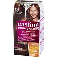 Loreal CASTING Creme Gloss 535 Čokoládová - Farba na vlasy