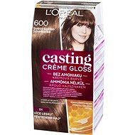 Loreal CASTING Creme Gloss 600 Svetlý gaštan - Farba na vlasy
