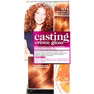 L'ORÉAL Casting Creme Gloss 834 Medená zlatá blond - Farba na vlasy