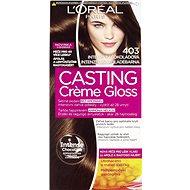 Loreal CASTING Creme Gloss 403 Intenzívny čokoládová - Farba na vlasy