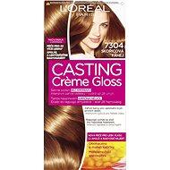 L'ORÉAL CASTING Creme Gloss 7304 Škoricová - Farba na vlasy