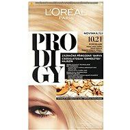 L'ORÉAL PRODIGY 10.21 Porcelain Veľmi svetlá blond dúhová - Farba na vlasy