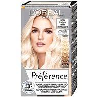 L'ORÉAL PARIS Les Blondissimes Préférence Extreme Platinum - Farba na vlasy